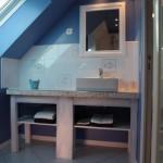 Salle de bain chambre 'Embruns'