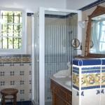 Salle de bain de la suite familiale